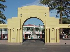 New Napier Arch, Napier
