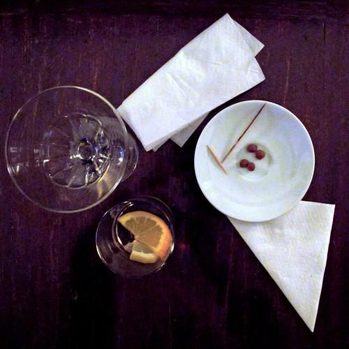 géométrie de l'alcool