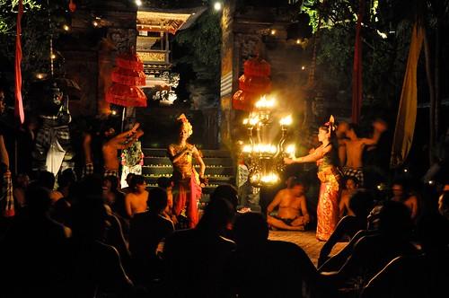 Balinese Kecak Dance 027