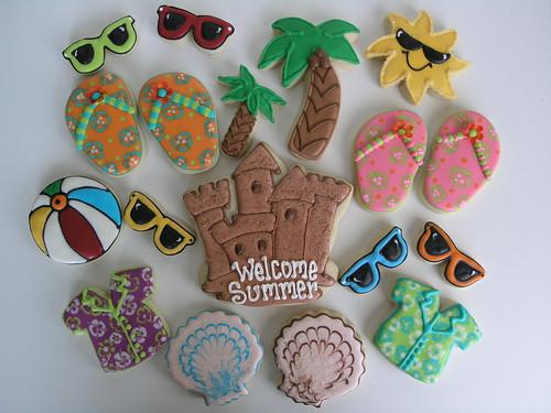 Welcome Summer!! Yay!!