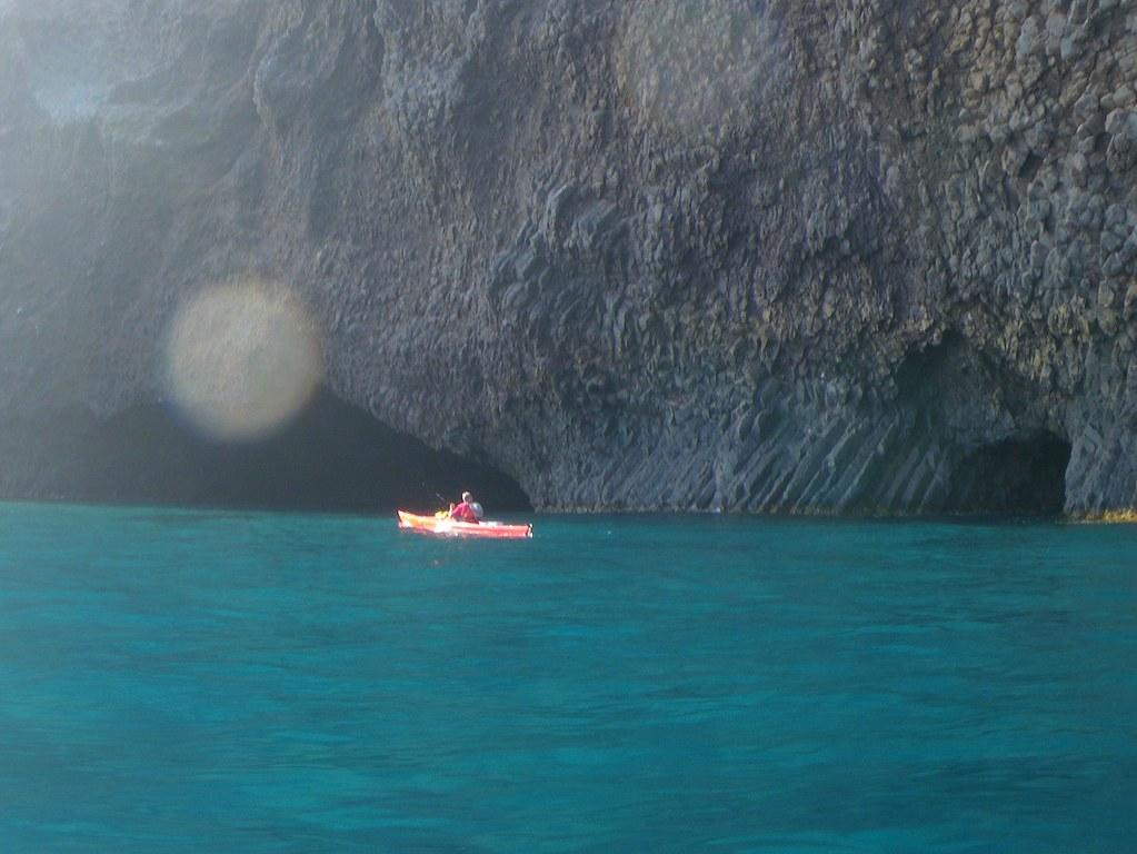 Cabo de Gata en kayak 488