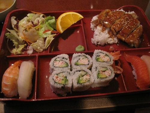 Kimono Sushi (Downtown Vancouver)