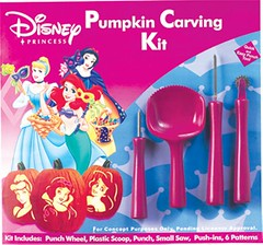 1 Princess Carving Kit