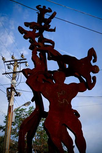2010鋼雕藝術節