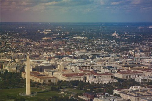 Washington, D.C. aerial 1