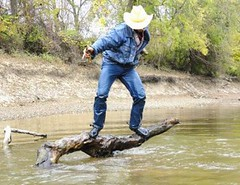 29 WS Cum join me riding this hard (on) log (Wrangswet) Tags: swimming wranglers riverhiking swimmingfullyclothed wetjeans guysinwetjeans wetladz wetwranglers wetcowboy wetcowboys swimminginjeans wetcowboyboots wetwranglerjeans meninwetjeans swimmingincowboyboots