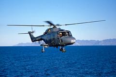 RNoAF Lynx Mk 86 (Ggranvik) Tags: coastguard fly aircraft aviation helicopter westland lynx helikopter kystvakt luftfart