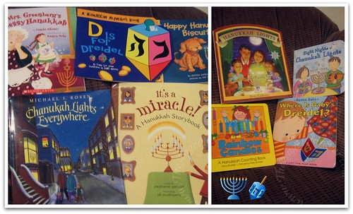 Some of our Chanukah Books
