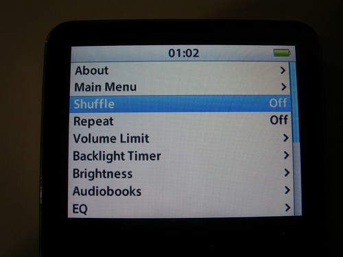 iPod Screen 03