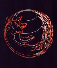My new Firefox TShirt
