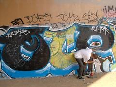 OCP (BGIZL) Tags: art graffiti rip peak walls raceway ocp dmise