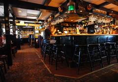 ye olde ship british pub