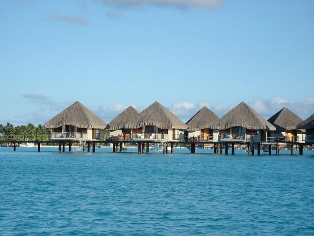 Le Meridien Bungalows (Motu Tape - Bora Bora)