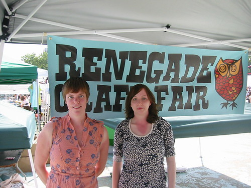 Sue and Kathleen of Renegade