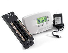 IP Thermostat & 6 Port Power Adapter
