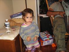 Una Chiquita (Eriqua) Tags: familia bomba albanyny july2007