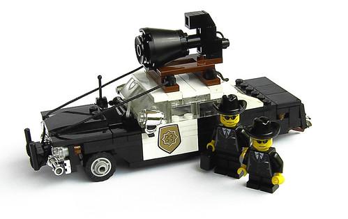 lego swat truck instructions