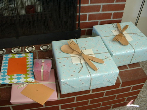 August Gifts