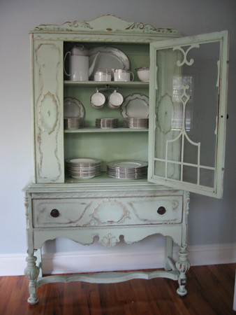 China in Cabinet