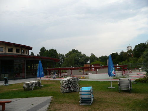 Thermal baths in Gyor