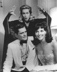 Promo pic (twitchery) Tags: halloween television tv 60s comedy witch magic 70s abc samantha witchcraft tabitha darrin supernatural sitcom bewitched endora sorcery erinmurphy elizabethmontgomery agnesmoorehead dickyork