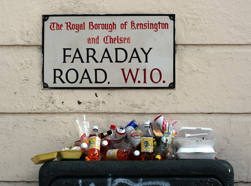 Faraday road.