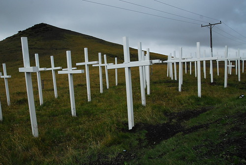 Field of Crosses, Iceland