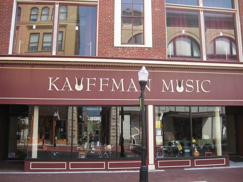 Kauffman Music