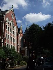 Keio University (cheehuey) Tags: architecture buildings keiouniversity
