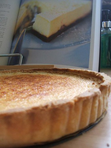 Lemon tart for pi(e) day
