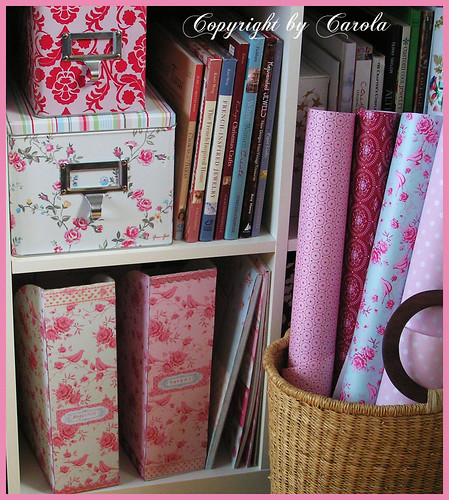 Storage & Papers