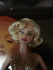 SOLD - Marilyn Monroe Barbie Doll (atrikaa) Tags: barbiedoll modelmusedoll