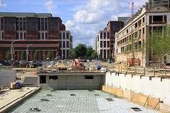The Yards, under construction (via JDLand)