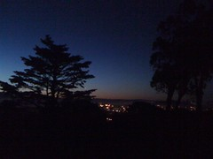 SF Sunset from Tank Hill - 20
