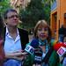 Jordi Sedano i Trini Miró