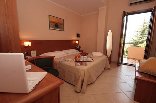 Camere Hotel La Bussola
