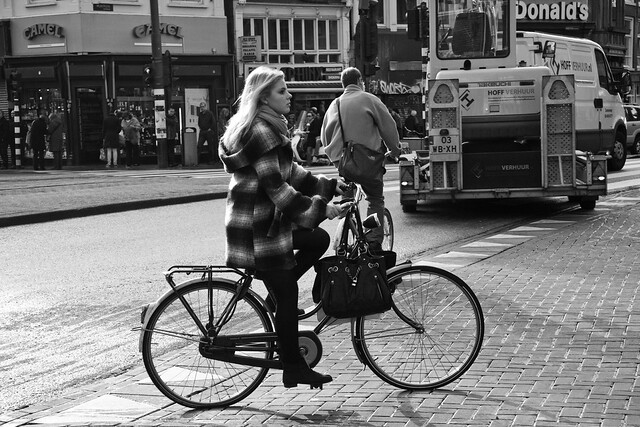 Amsterdam Cycle Chic - Poise