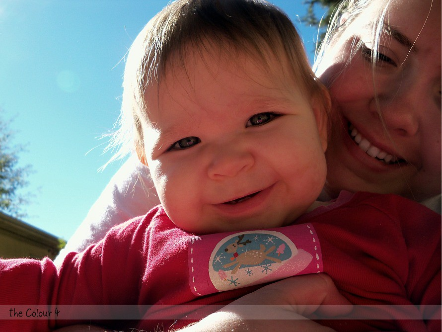 Audrey smile