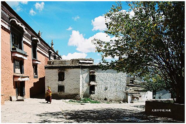 Tashilumpo Monastery 扎什伦布寺