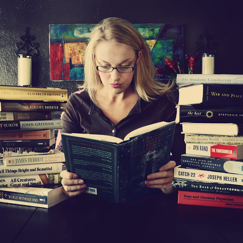 Bibliophile: A lover and collector of books.