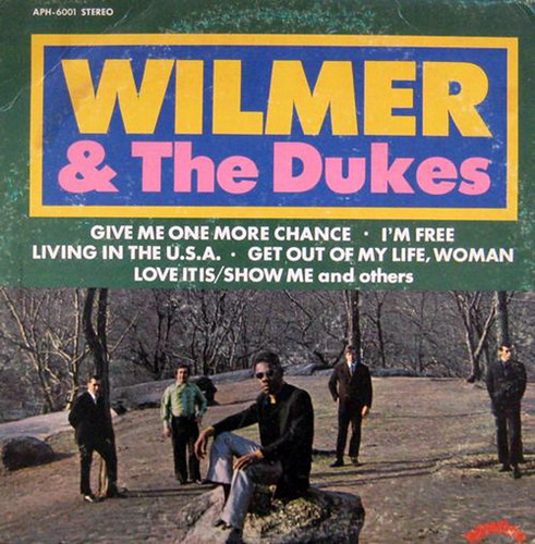Wilmer And The Dukes: Give Me One More Chance