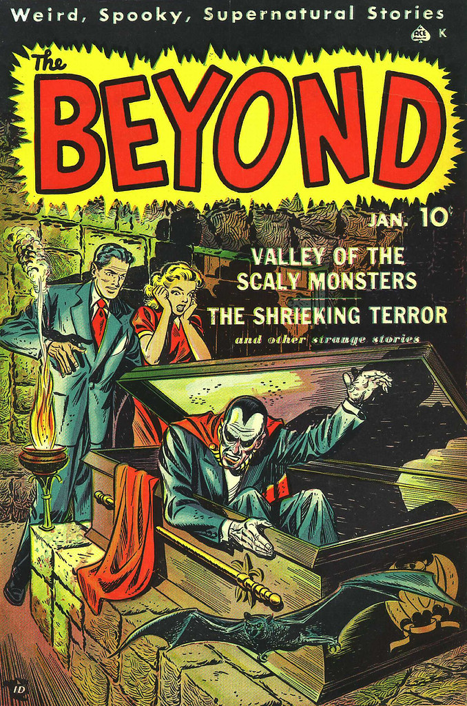 The Beyond #2 (Ace, 1951)