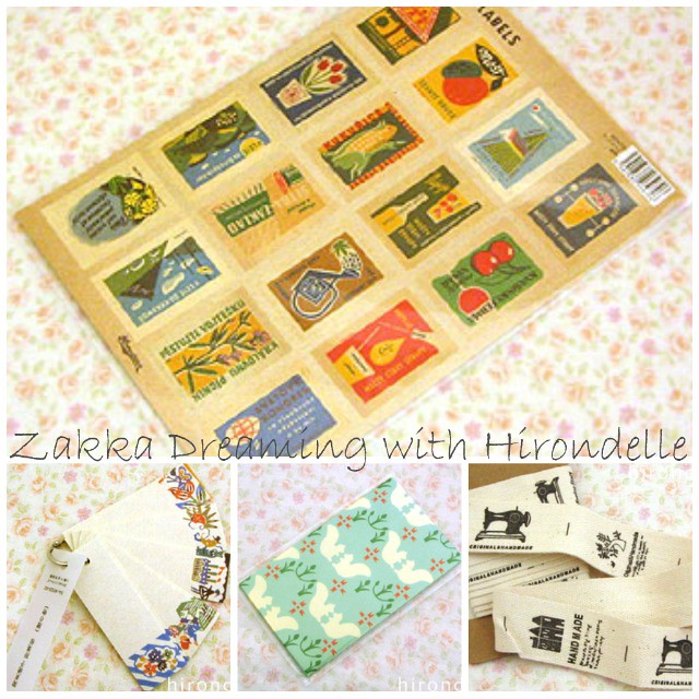 welcome in Zakka Heaven...or a visit to Hirondelle...