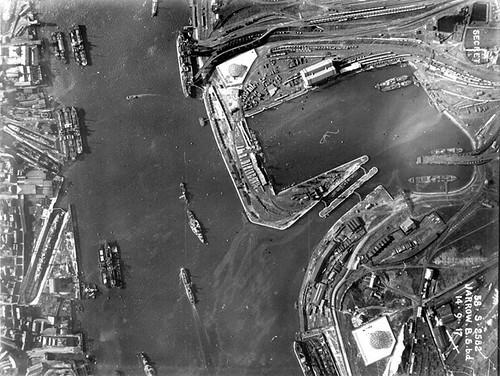 Albert Edward Dock 14.9.1917