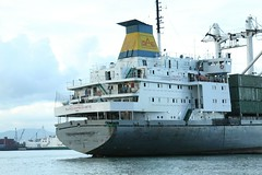 Sulpicio Express Siete (EcKS! the Shipspotter) Tags: ships psss mactanchannel cebuships philippineships