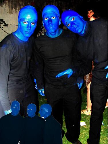 Paulo filho, Paulo Brasil e Jorge Ximenez - Halloween do Varanda's 06/11/10