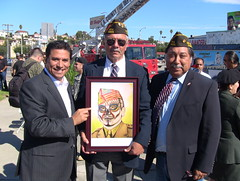 Veterans Day-Cinco Puntos-Councilmember Jose Huizar