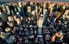 New York City Vertigo #1 (mudpig) Tags: nyc newyorkcity ny newyork geotagged downtown cityscape centralpark rockefellercenter midtown esb bankofamerica hudsonriver empirestatebuilding gothamist metlife bryantpark hdr observationdeck gracebuilding mudpig stevekelley avonbuilding