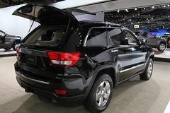 2011 Grand Cherokee (Jeep®) Tags: auto show la jeep 4x4 grand cherokee 2010 lineup wrangler 2011 laas