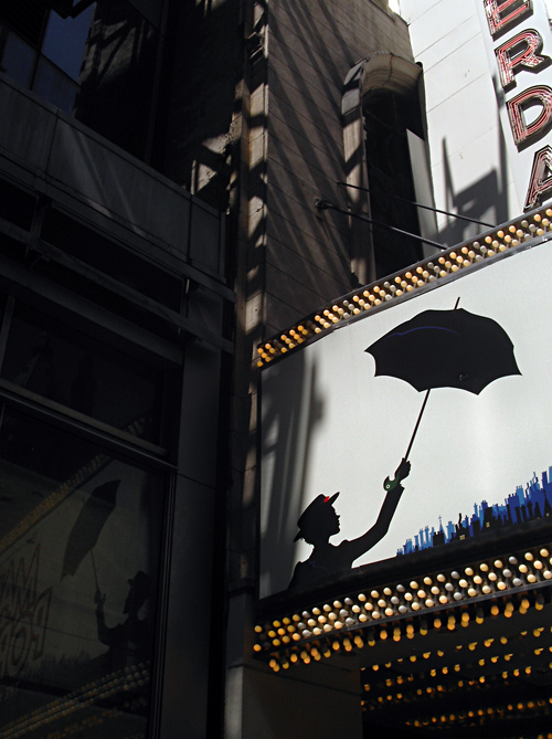 Poppins signage